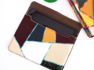 Mosaic leather for iPad