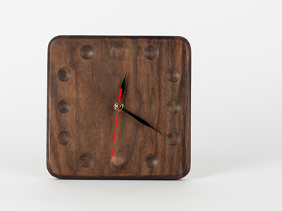 Square wall-clock